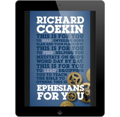 Ephesians for you ebook richard coekin the good book company ephesians for you ebook fandeluxe Gallery