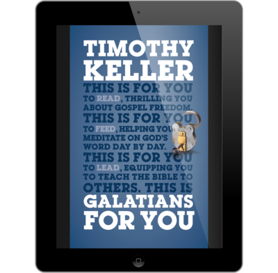 Galatians for you ebook timothy keller the good book company galatians for you ebook fandeluxe Gallery