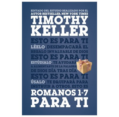 Romans 1-7 For You (Spanish)
