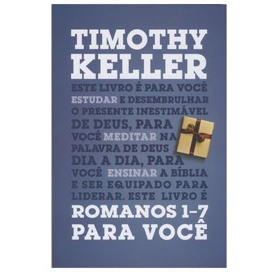 Romans 1-7 For You (Portuguese)