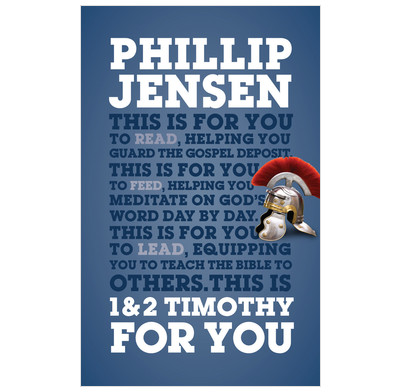 1 & 2 Timothy For You (ebook)