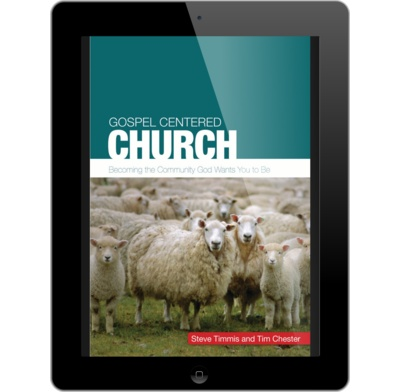 Gospel-Centred Church (ebook)