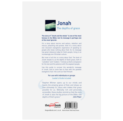 Jonah: The Depths of Grace (ebook)
