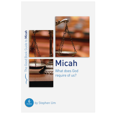 Micah: What Does God Require of Us? (ebook)