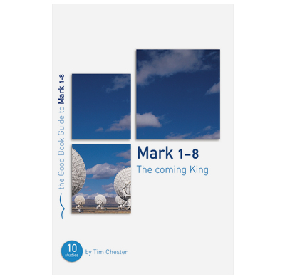 Mark 1-8: The Coming King (ebook)