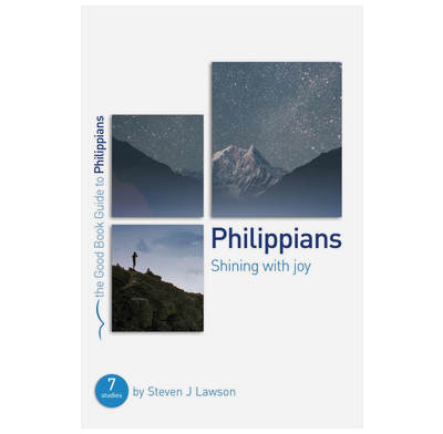 Philippians: Shining with joy (ebook)
