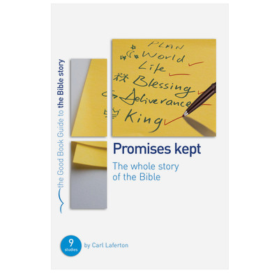 Promises Kept: Bible Overview (ebook)