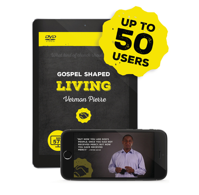 Gospel Shaped Living - SD Episodes (Multi User)