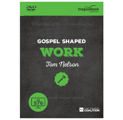 Gospel Shaped Work - SD episodes