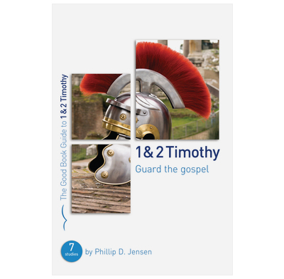 1 & 2 Timothy: Guard the Gospel (ebook)