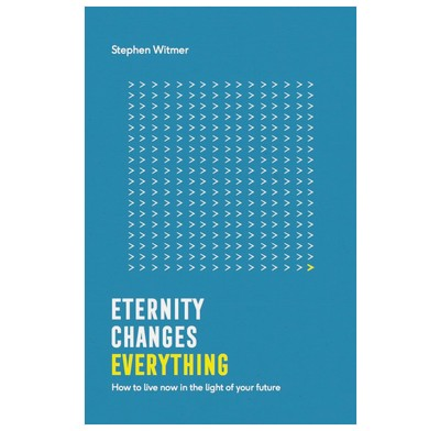 Eternity changes everything (ebook)