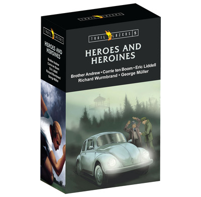 Heroes and Heroines Box Set