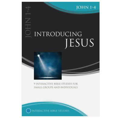 John 1-4: Introducing Jesus (IBS)