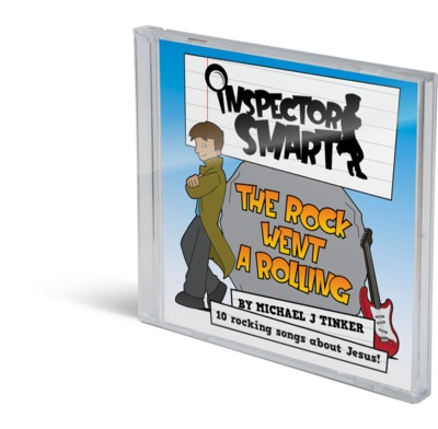 The Rock Went a Rolling - Inspector Smart CD