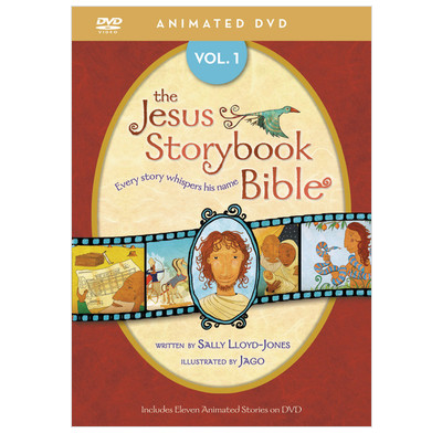 Jesus Storybook Bible DVD - Volume 1