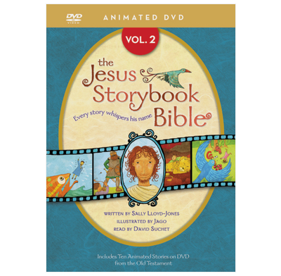 Jesus Storybook Bible DVD - Volume 2