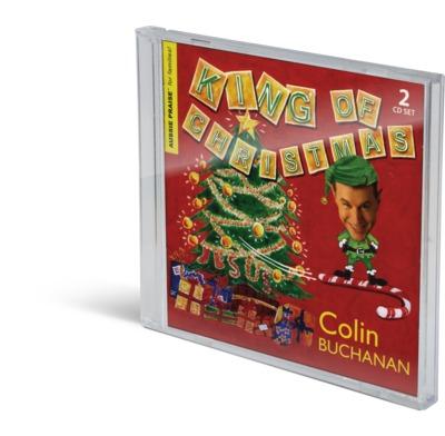 king of christmas cd