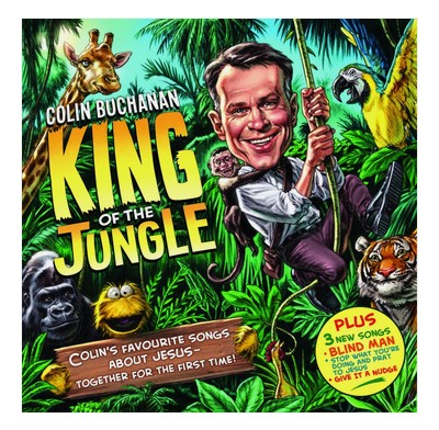 King of the Jungle (CD)