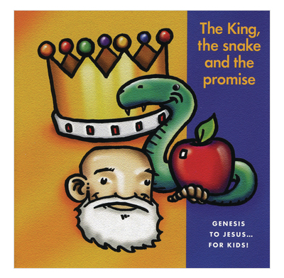 The King, the Snake & the Promise (Enhanced CD)