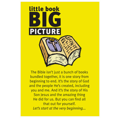 Little Book: Big Picture