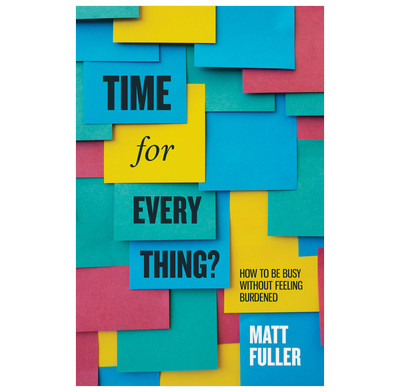 Time for every thing? (ebook)