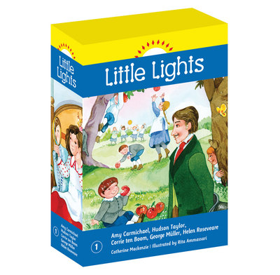 Little Lights Box Set: Vol 1