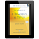 The Message of 1 Timothy and Titus (ebook)