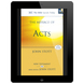 The Message of Acts (ebook)