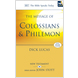 The Message of Colossians and Philemon (ebook)