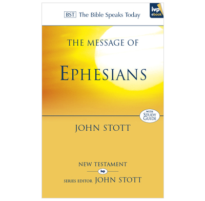The Message of Ephesians (ebook)