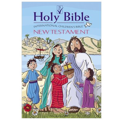 International Children's Bible: New Testament