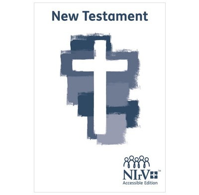 NIrV Accessible Edition: New Testament