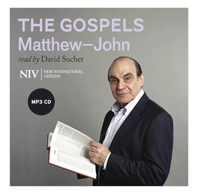 The Gospels - David Suchet | The Good Book Company