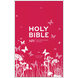 Pink Zip-up Bible (NIV)