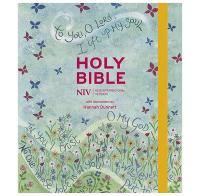 NIV Journalling Bible Illustrated by Hannah Dunnett (New Edition)