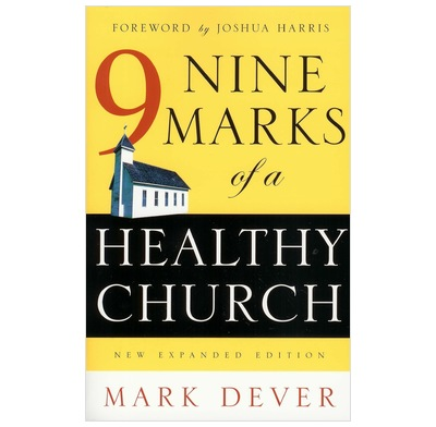 Nine Marks of a Healthy Church (ebook)