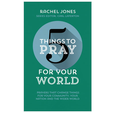 5 Things to Pray for Your World (ebook)