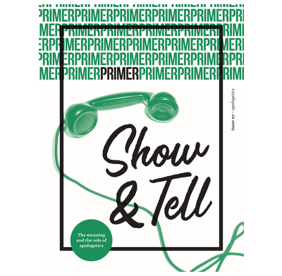 Show & Tell - Primer Issue 7
