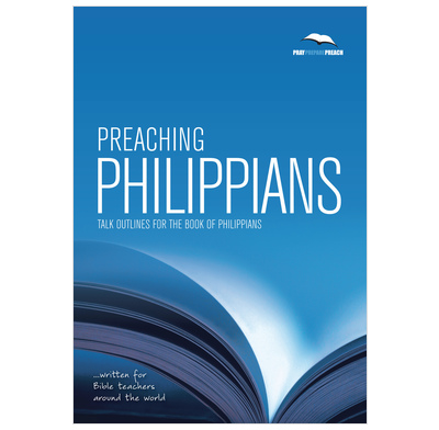 Preaching Philippians - Phil Crowter | The Good Book Company