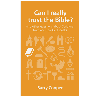 Can I really trust the Bible? (audiobook)