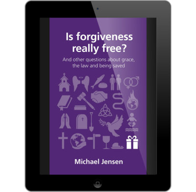 Is forgiveness really free? (ebook)