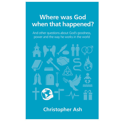 Where was God when that happened? (Audiobook)