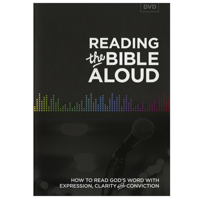 Reading The Bible Aloud - DVD