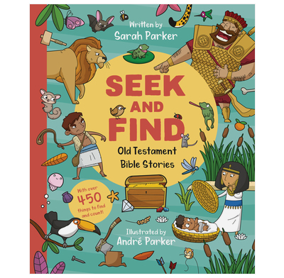 Seek and Find: Old Testament Bible Stories