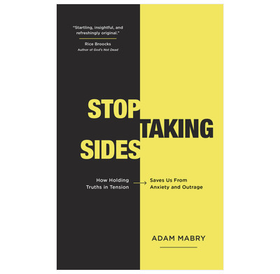 Stop Taking Sides (ebook)
