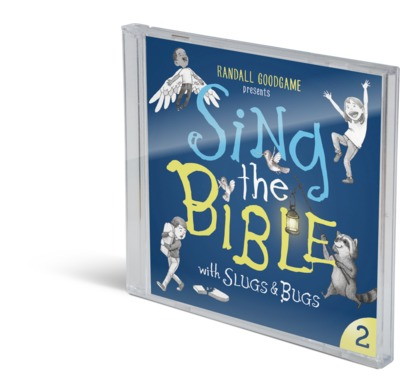 Sing the Bible CD - Volume 2