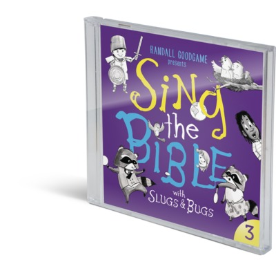 Sing the Bible CD - Volume 3