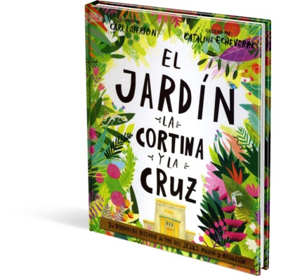 The Garden, the Curtain and the Cross (Spanish)
