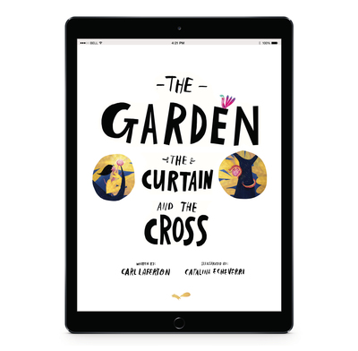 Download the full-size images - The Garden, the Curtain and the Cross