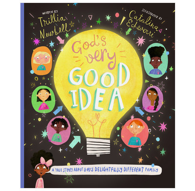 God's Very Good Idea (ebook)